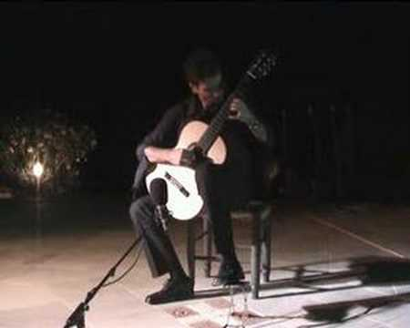 Dimitris Kotronakis plays Plainte by Marco Pereira