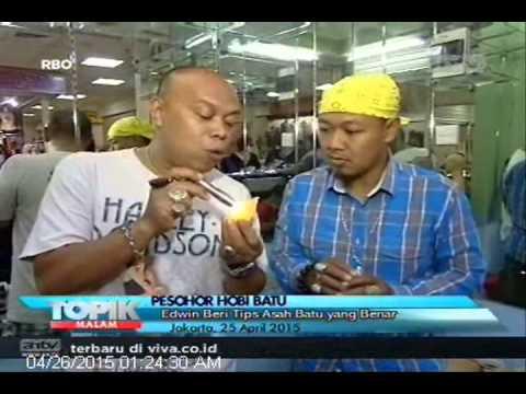 [ANTV] TOPIK Edwin Punya Toko Batu Akik