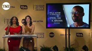 24th Annual SAG Awards Nominations Ceremony