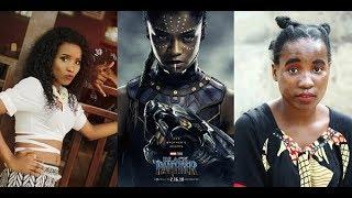 Kupitia 'Sema' Ebitoke kufukuzia Black Panther & Hollywood