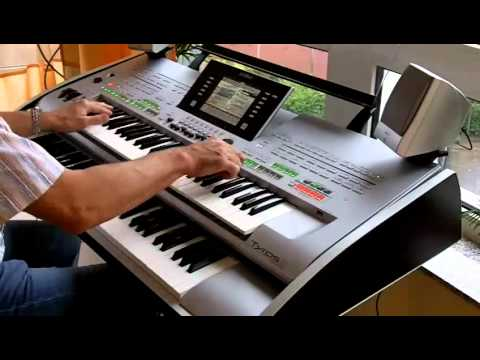 yamaha tyros 3 big oxygene iv youtube. Black Bedroom Furniture Sets. Home Design Ideas
