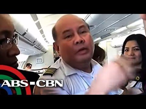 TV Patrol: Piloto ng PAL, inireklamo sa pang-iinsulto