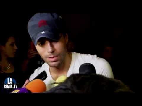 Entrevista A Enrique Iglesias Terminó Su Relación   Soltero video
