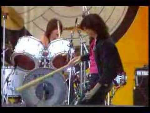 Thumbnail of video Ramones - Beat On The Brat Live San Bernardino