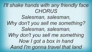 Watch Stan Ridgway Salesman video