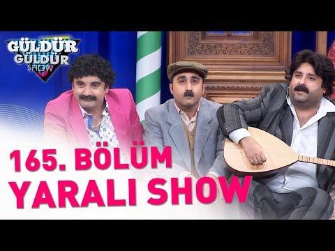 Güldür Güldür Show 165. Bölüm | Yaralı Show