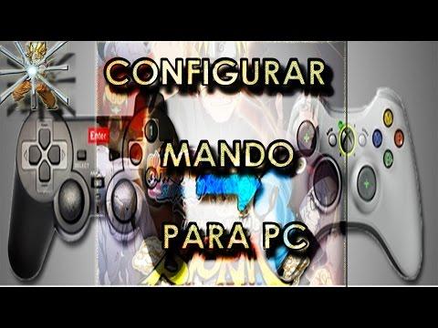 Como configurar mando para pc 2016