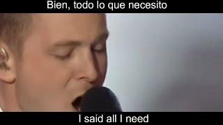 Watch Onerepublic Say All I Need video