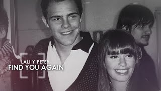» lali + peter | find you again