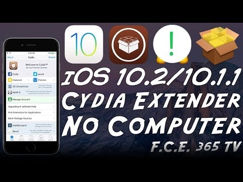 How to Install Cydia Extender Without Computer