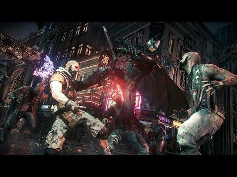 Assista a empolgantes 3 minutos de gameplay do novo Batman Arkham Knight