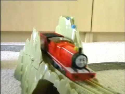 Trackmaster James at Boulder Mountain Thomas The Train Set Kids Toy Thomas The Tank Engine