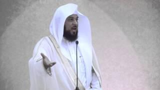 إخلاص النية في الجهاد | د. محمد العريفي