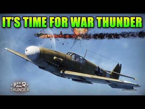 Introduction To War Thunder - Easy To Learn Hard To Master | Tier 1 US Planes Gameplay