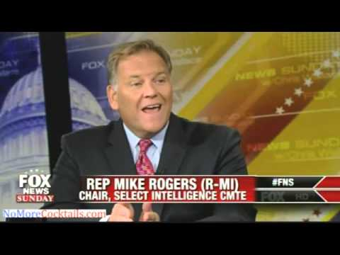 Mike Rogers: Obama's foreign policy in