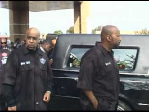 Pimp c funeral open casket