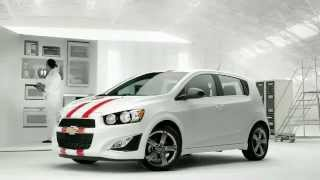 "Chevrolet Sonic 2013 ""Eyes Free"" - Comercial"