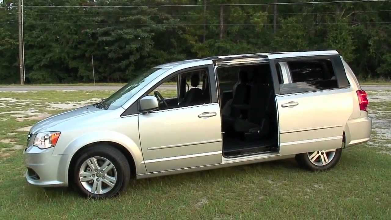 2011 dodge grand caravan crew detailed walkaround youtube. Cars Review. Best American Auto & Cars Review