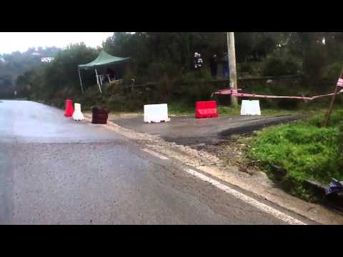 5º rally ronde di Sperlonga 15 dicembre 2013 ps 3 prova spe