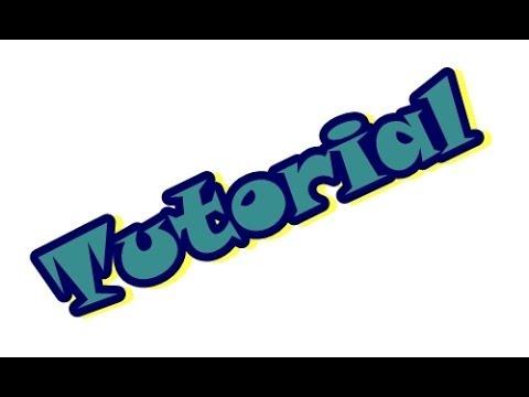 Como fazer capa e imagens para o canal no YouTube pelo PhotoScape thumbnail