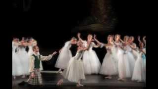 La Sylphide Monica Loughman Ballet ©Keith Dixon