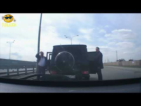 Идиоты на Геликах ЖЕСТЬ / The Idiots at Mercedes-Benz Gelandewagen