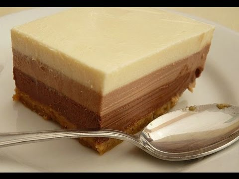 RECETA: TORTA 3 CHOCOLATES ( ESPECIAL DULCE)