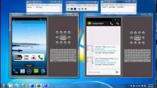 Haji Tracking System Demo (Android App)