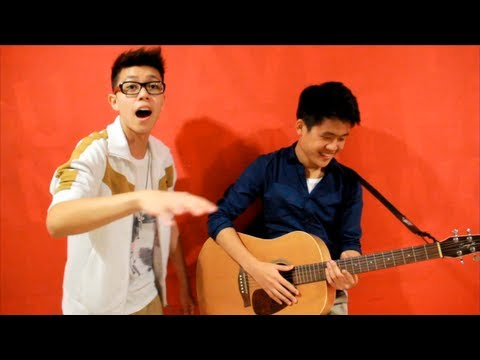 Billionaire - Travie Mccoy Ft Bruno Mars (cover By Tzire & Joel) video