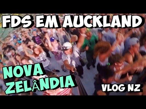 VLOG 19 - Carro quebrado, Hillsong em Auckland, Igreja na Nova Zelândia