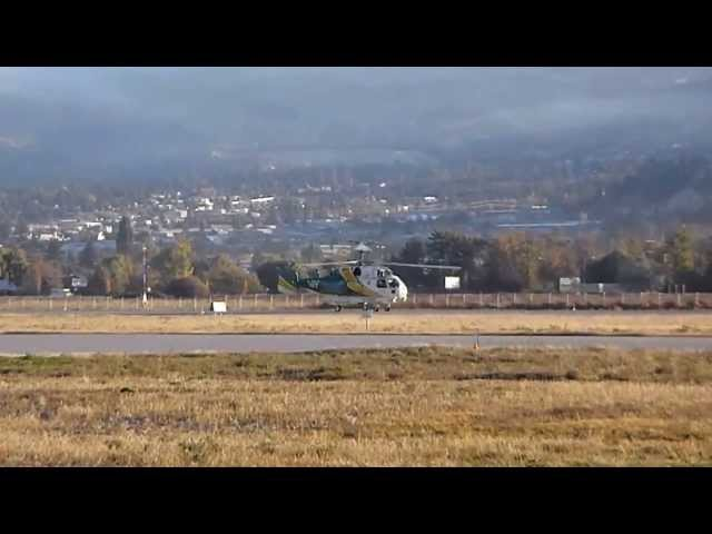 Really weird helicopter design kamov KA 32