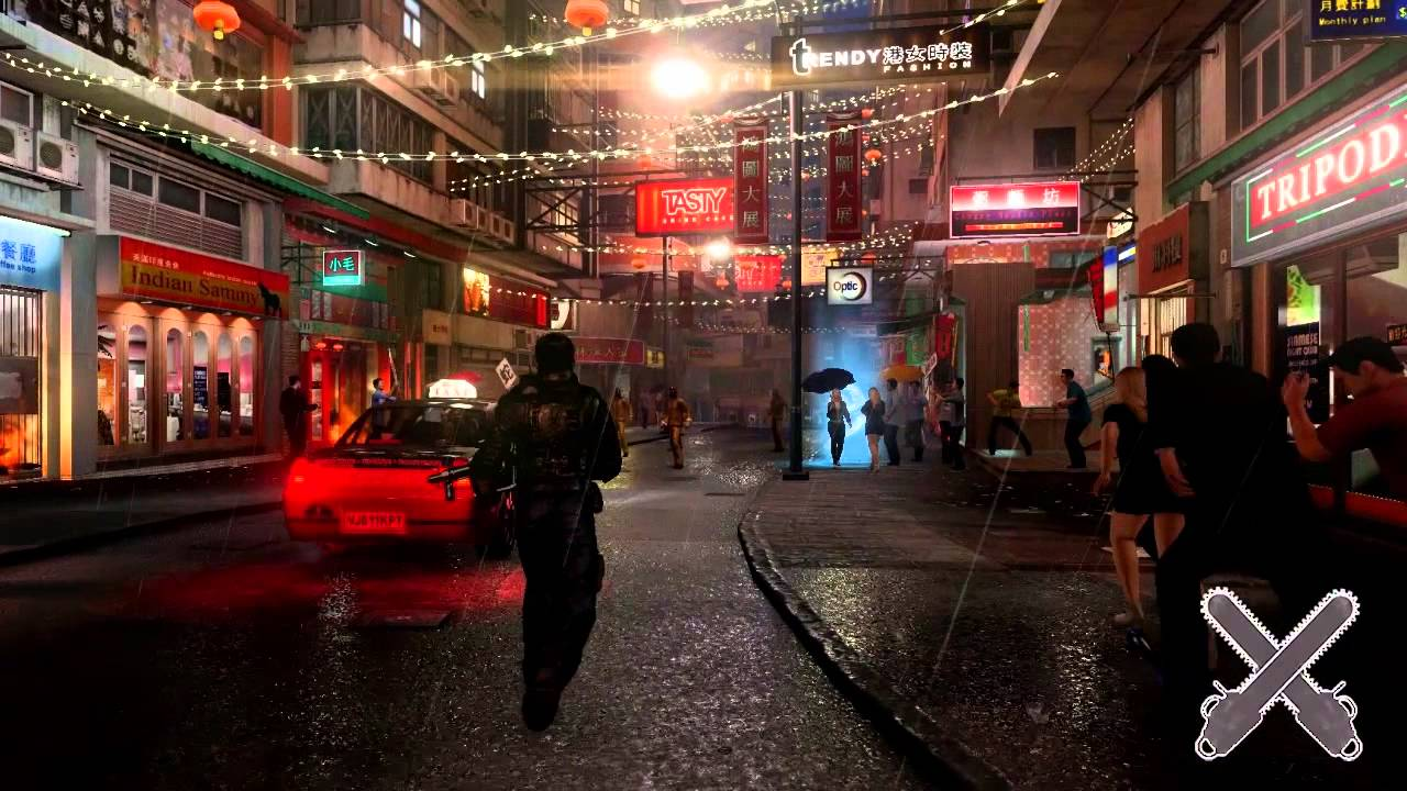 Sleeping Dogs Year Of The Snake Review