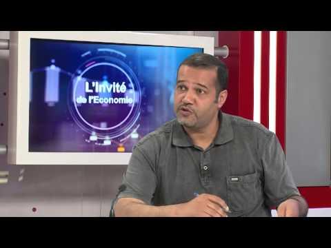 L'Invité de l'Economie Algérie   Mustapha Zebdi APOCE   www lepointeco com