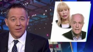 Gutfeld: Celebrity has-beens' Trump hysteria backfires