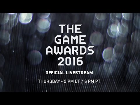 The Game Awards 2016 - Watch The Full Show in 4K