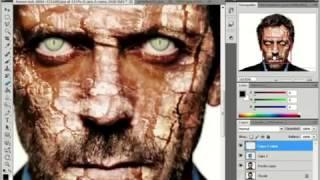 Лице фотошоп как сделать в фотошопе