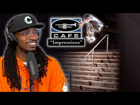 """We Review The Cafe """"Impressions"""" Video"""