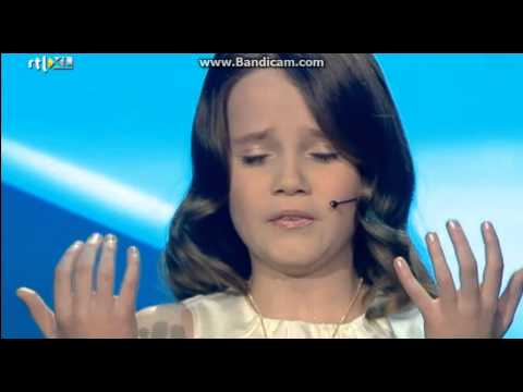 Amira Willighagen (9) - Finals - Holland's Got Talent