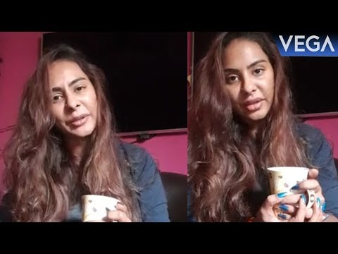 Actress Sri Reddy Latest Facebook Live Video  | Sri Reddy Comments