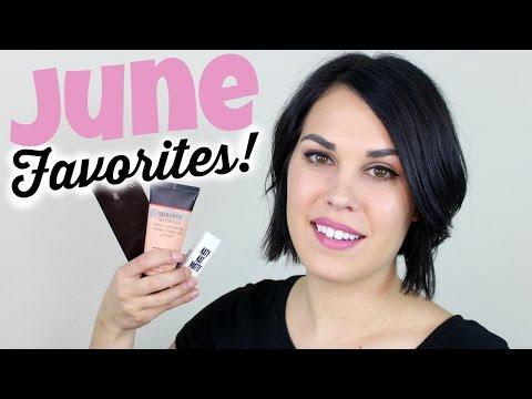June Favorites! | Pur Cosmetics, Sexy Hair, Covergirl Katy Kat Matte Lipsticks
