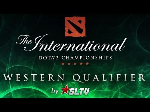 The International 3 West Quali - Group B, WB - EG vs Mouz game 2