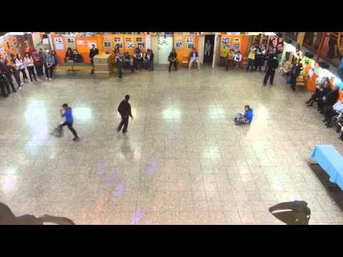Jumpstyle Presentation By Street Jumperz   2013.02.08.   video