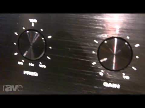 CEDIA 2013: Dayton Audio Showcases its VS8 Subwoofer and SA230 Subwoofer Amplifier