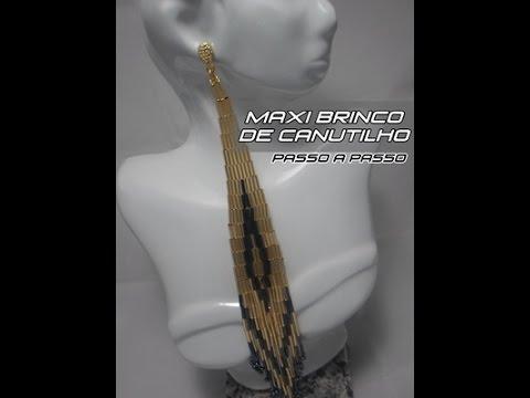 NM Bijoux - Maxi Brinco de Canutilho
