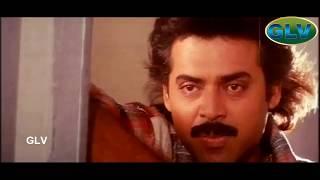 Enga Oor Singam bset sence   Tamil super hit Movie   Venkatesh,Nagma   Ravi Raja Pinisetty   Koti