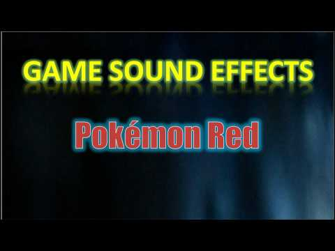 Pokemon Red Sound Effects - 001 Bulbasaur