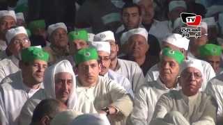 «الحسين» يحتفل بالمولد النبوى