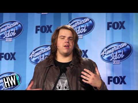 Caleb Johnson Talks Winning 'American Idol' & Debut Album!