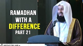 Ramadhan with a Difference - Day 21 - Miqdad Ibn Amr & Ubadah Ibn Saamit (RA) - Mufti Menk