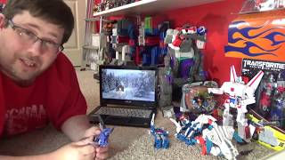 Transformers Review of 3rd Party Legends Magic Square Space Skimming (Cyclonus)